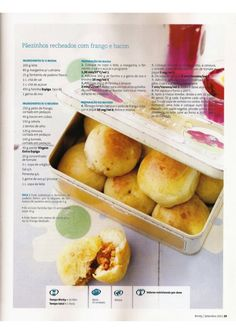 Revista bimby 2011.09 n10 Cooking With Kids, Cooking Tips, Sweets Recipes, Healthy Recipes, Kitchen Reviews, Happy Foods, What To Cook, Perfect Food, I Foods