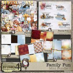 Family Fun - Mini Bundle
