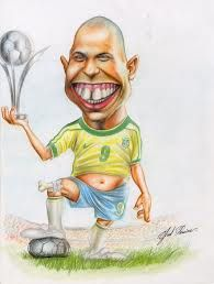 caricaturas brasileiras - Pesquisa Google-ronaldo
