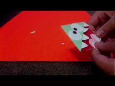 Om Nom From Cut The Rope Bookmark Tutorial