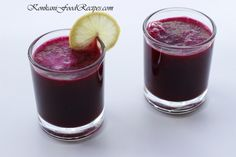 Beetroot Carrot Tomato Juice (Beauty and detox drink)