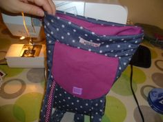 Lotus Bleu, Baby Couture, Diy Hacks, Diaper Bag, Baby Kids, Diy And Crafts, Lunch Box, Crochet, Bags