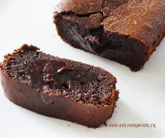 L'inratable fondant au chocolat - Eat Well - # Sweet Desserts, Sweet Recipes, Delicious Desserts, Cake Recipes, Dessert Recipes, Yummy Food, Tasty, Brownie Recipes, French Recipes
