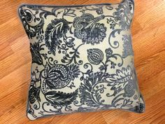 A personal favorite from my Etsy shop https://www.etsy.com/listing/269082583/18x18back-gray-solid-with-pillow-insert