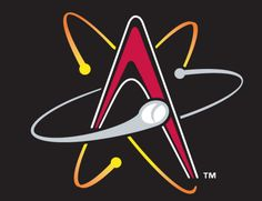 Our Abq Isotopes baseball team. Field team for the Dodgers Go Logo, Team Logo, Best Team Names, Albuquerque Isotopes, Milb Teams, College Football Helmets, Albuquerque News, Minor League Baseball, New Mexico