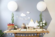 Myself and my husband are avid travellers, so when it came to choosing a baby shower theme it was an easy choice…The Adve...