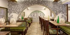 Hotel bhairavee is one of the good restaurants in Pune. You can enjoy your food here.