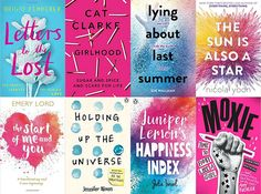 Enter this giveaway for a chance to win eight YA books. Good luck!     a Rafflecopter giveaway      The winner will be notified by emai...