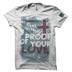 PROOF OF YOUR LOVE T-SHIRT