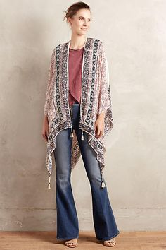Amadaos Kimono - anthropologie.com