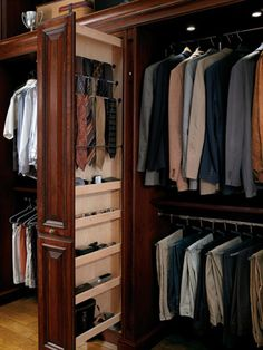 A Man's Dream Closet - All's Fair in Love & Design
