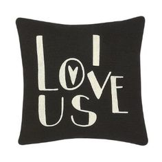 Amazon.com: Collins I Stole Her Heart Pillow: Home & Kitchen