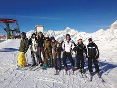Sci club, Cervinia 2012
