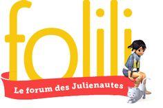 Folili, le forum des lectrices de Julie !