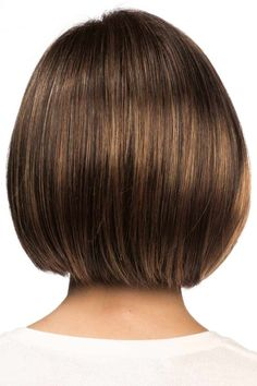 Shop our selection of short bob style wigs! Scorpio by Revlon Wigs boasts full fringe bangs with a rounded bob cut and features a cool, capless construction. Wigs For Cancer Patients, Cool Haircuts, Bob Hairstyles, Straight Hairstyles, Natural Hair Styles, Short Hair Styles, Chin Length Bob, Wigs With Bangs, Short Hairstyles