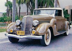 1935 Buick 68C Coupe