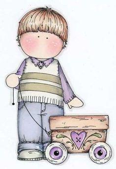 boneca magnolia imagens menino