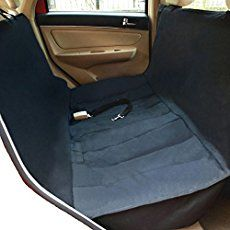 Price dog deals - finally there is a dog seat cover for your back seat. Eliminate dog hair, mud, and normal wear from your pet on your vehicle.