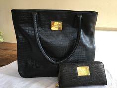 Online veilinghuis Catawiki: Laimbock shopper met bijpassen portemenee