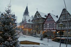 Idstein / Taunus, Germany