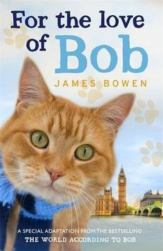 For the Love of Bob by James Bowen, http://www.amazon.co.uk/dp/1444794051/ref=cm_sw_r_pi_dp_OstAtb0HPCEBD