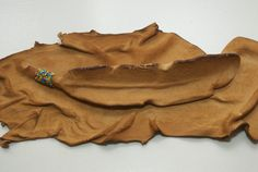 Feather  Sculpture  Leather by HollyHawkDesigns