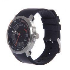 Este increíble Reloj Overdrive Black Lime de  Puma para hombre te brinda  funcionalidad y estilo. 004a78aca854