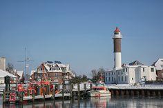 Timmendorf Lighthouse, Insel Poel, Mecklenburg-Vorpommern, Germany