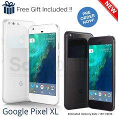 Google Pixel XL  5.5'' 12MP (FACTORY UNLOCKED) 128GB Phone  #Google #Bar