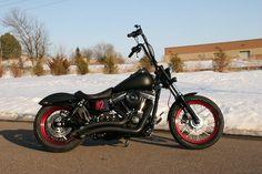 Harley Davidson Forums Album: '13 Street Bob - Picture
