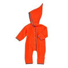 Zutano Cozie Elf Bodysuit