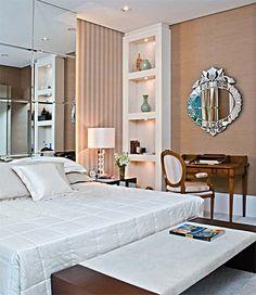 Daarna Arquitetura & Interiores: Espelho - O coringa da decoração