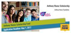 Anthony Munoz Scholarship Fund