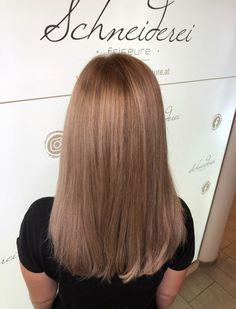 New blonde Rose Hair Color, Hair Colors, Trends, Long Hair Styles, Beauty, Rose Hairstyle, Shaving Machine, Barber Shop Names, Hairdressers