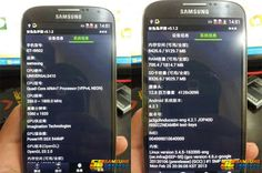 Samsung Galaxy S4 Leadked images – Same Design like S3?