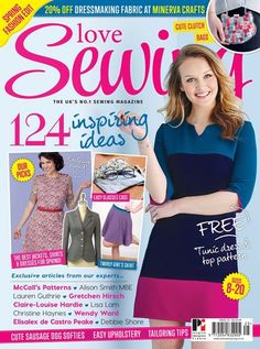 Love Sewing 25! - Free Downloads