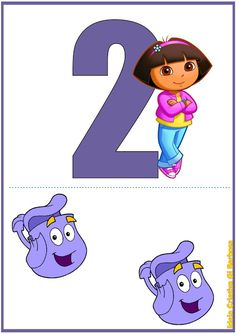 Number Flashcards, Math Numbers, Letters And Numbers, Hindi Alphabet, Lego Activities, Easy Paper Crafts, School Worksheets, Dora The Explorer, Pre School