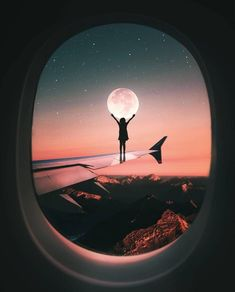 Image about sky in Photography 📷 by Kate on We Heart It Creative Photography, Amazing Photography, Nature Photography, Photomontage, Galaxy Wallpaper, Wallpaper Backgrounds, Iphone Wallpaper, Pretty Pictures, Cool Photos