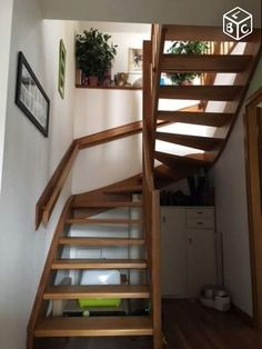 Appartement 3 pièces 85 m² Ventes immobilières Haut-Rhin - leboncoin.fr Stairs, Home Decor, House Staircase, Top, Home, Stairway, Decoration Home, Room Decor, Staircases