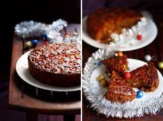 eggless christmas fruit cake, how to make christmas fruit cake recipe
