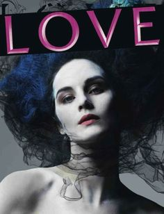Love Magazine F/W 12 Multiple Covers