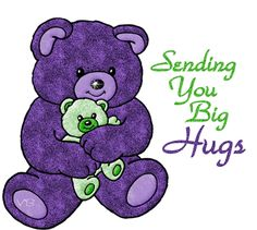 And Hug Kisse Glitter Graphics Hugs And Kisses Quotes, Hug Quotes, Sorrow Quotes, Prayer Quotes, Love You Gif, Love Hug, Hug Pictures, Teddy Bear Quotes, Hug Images
