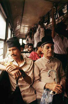 Cosmopolitan Bombay, 1985.
