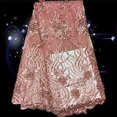 Item No.SCN47 ,high quality african lace fabric with beads,noble style african french net lace fabric-in Lace from Home, Kitchen & Garden on Aliexpress.com | Alibaba Group