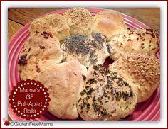Baking Gluten Free Rolls - 9 ways!