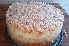 Wattekuchen, ein raffiniertes Rezept aus der Kategorie Kuchen. Bewertungen: 66. Durchschnitt: Ø 4,3.