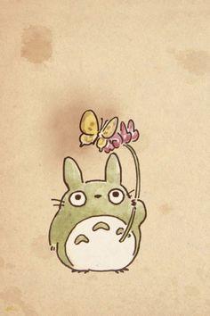 I found my tattoo: totoro ♥