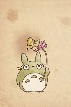 I found my tattoo: totoro ♥
