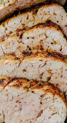 Roasted Pork Tenderloin Recipe ~ You'll love this tried and true, quick and easy method of preparing pork tenderloin... Searing the tenderloin forms a lovely crust sealing in the natural juices – the meat is soo tender!