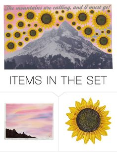 """""""The Mountains!"""" by addiosamigos ❤ liked on Polyvore featuring art"""